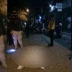 Kecelakaan-Maut-Di-Tlogosari-Raya,-Pemotor-Alami-Luka-Parah-Usai-Tabrak-Tiang-Telkom